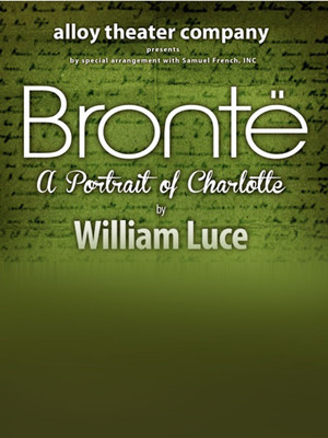 BRONTE A Portrait of Charlotte Poster