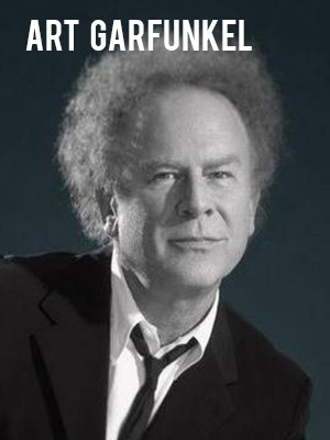 Art Garfunkel at Stage One - Three Stages