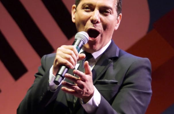 Michael Feinstein, Lied Center For Performing Arts, Lincoln