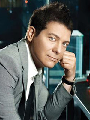 Michael Feinstein, Dreyfoos Concert Hall, West Palm Beach