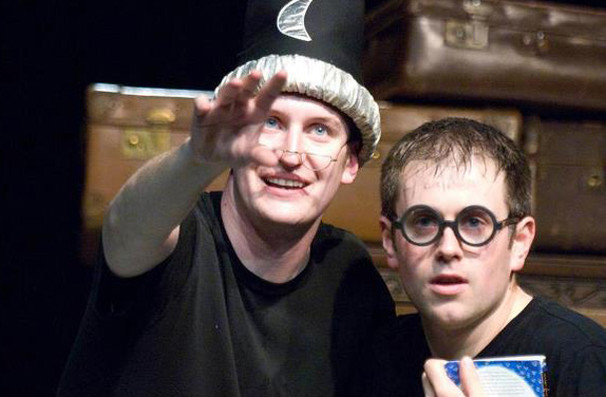 Potted Potter, Gates Concert Hall, Denver