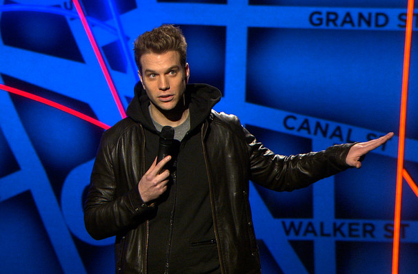 Anthony Jeselnik, The Civic Theatre, New Orleans