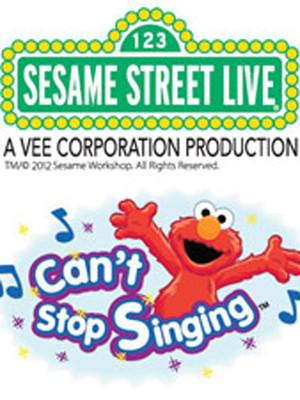 Sesame Street Live%3A Can't Stop Singing at Theater at Madison Square Garden