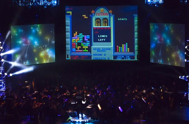 Video Games Live, Paramount Theatre, Seattle
