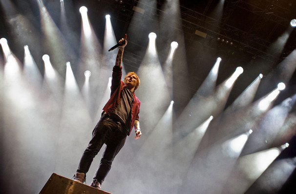 Ed Sheeran, MetLife Stadium, New York