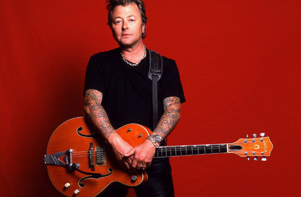 brian setzer orchestra christmas rocks the warfield san francisco ca tickets information. Black Bedroom Furniture Sets. Home Design Ideas