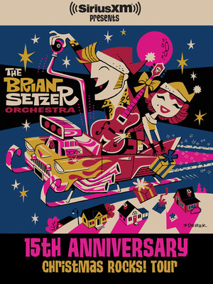Brian Setzer Orchestra: Christmas Rocks at Ilani Casino Resort
