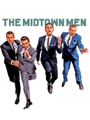 The Midtown Men at Bergen Performing Arts Center