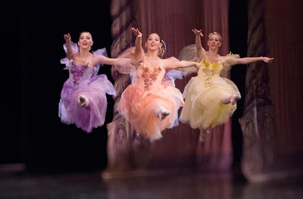California Ballet The Nutcracker, San Diego Civic Theatre, San Diego