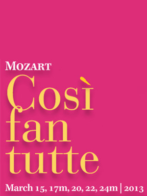 Cosi%20Fan%20Tutte at 13th Street Repertory Theater