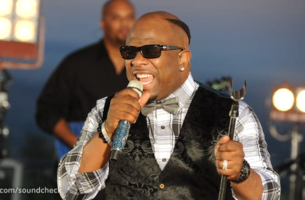 Boyz II Men, Capital City Amphitheater at Cascades Park, Tallahassee