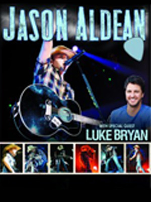 Jason Aldean Amp Luke Bryan At Amp T Center San Antonio Tx
