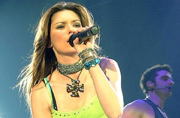 Shania Twain, Zappos Theater at Planet Hollywood, Las Vegas