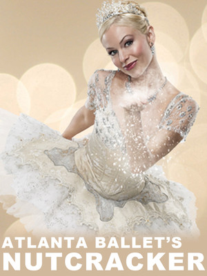 Atlanta Ballet - The Nutcracker Poster