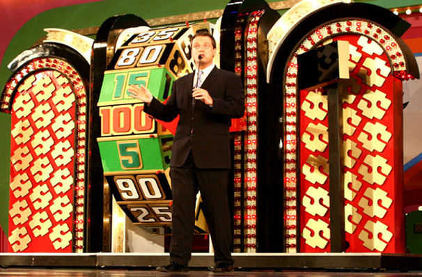 The Price Is Right Live Stage Show, Club Regent Casino, Winnipeg