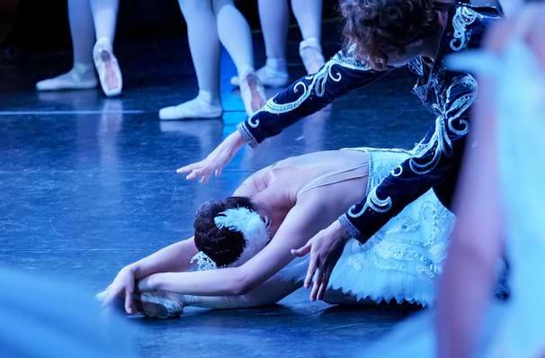 Oregon Ballet Theatre Swan Lake, Keller Auditorium, Portland