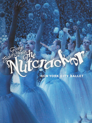Image result for the nutcracker nyc logo