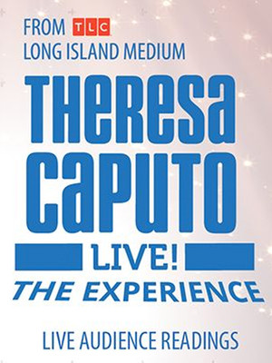 Theresa Caputo at Cannon Center For The Performing Arts