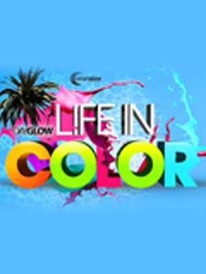 Dayglow: Life In Color Tour Poster