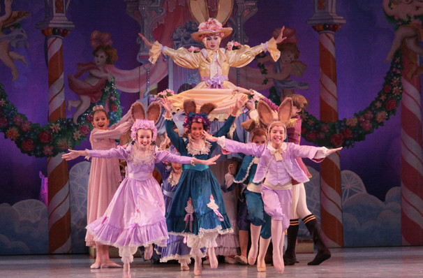 Richmond Ballet The Nutcracker, Carpenter Theater, Richmond