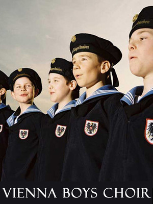 Vienna Boys Choir, State Theatre, New Brunswick