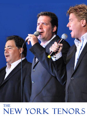 The New York Tenors at Isaac Stern Auditorium
