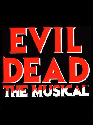 Evil Dead The Musical, V Theater, Las Vegas