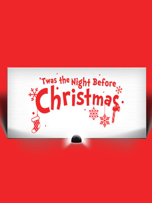 'Twas The Night Before Christmas Poster