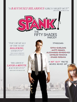 Spank! The Fifty Shades Parody Poster