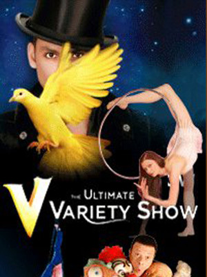 V - The Ultimate Variety Show at Kraine Theater