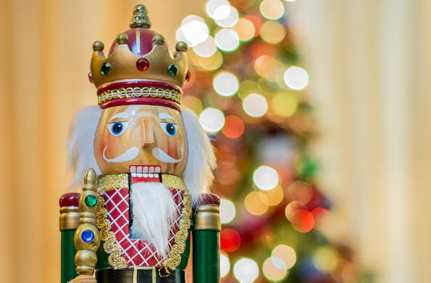 American Repertory Ballet The Nutcracker, Mccarter Theatre Center, New York