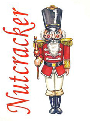 New Jersey Ballet - The Nutcracker Poster