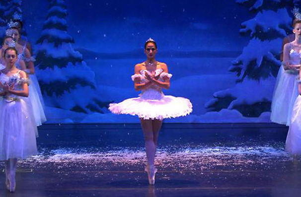 Syracuse City Ballet The Nutcracker, Crouse Hinds Theater, Syracuse