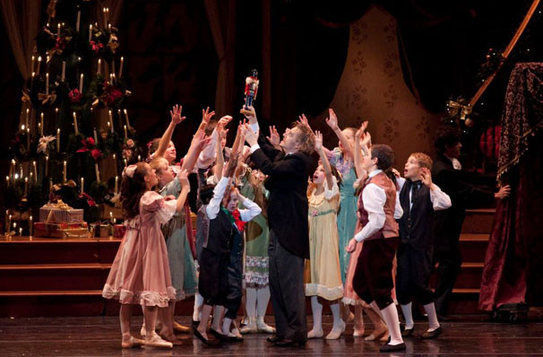 Festival Ballet Providence The Nutcracker, Providence Performing Arts Center, Providence