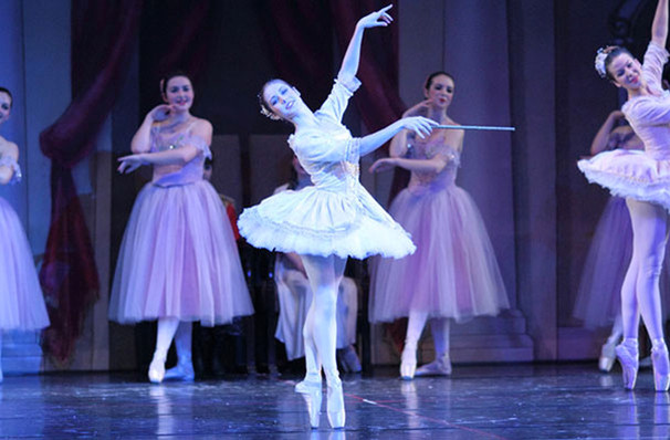 Santa Barbara Festival Ballet The Nutcracker, Arlington Theatre, Santa Barbara