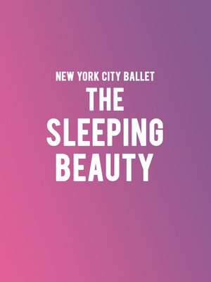 New York City Ballet - The Sleeping Beauty Poster