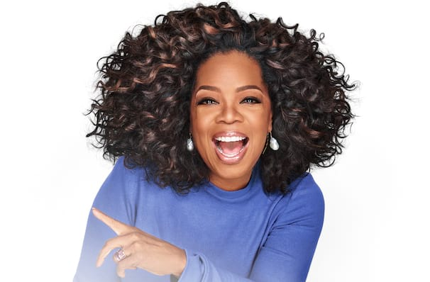 Oprah Winfrey, The Forum, Los Angeles