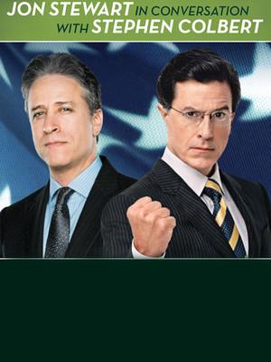 Montclair Film Festival: Jon Stewart & Stephen Colbert Poster