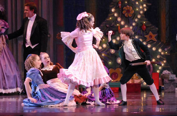Ballet Theatre Of Ohio The Nutcracker, Akron Civic Theatre, Akron