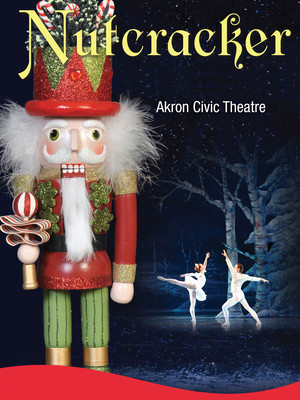 Ballet Theatre Of Ohio - The Nutcracker Poster
