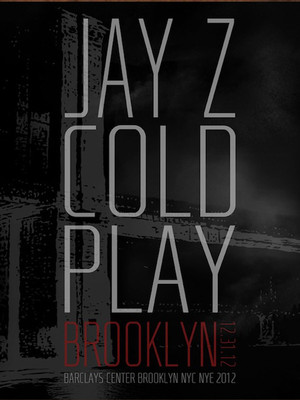 Coldplay & Jay-Z at Barclays Center