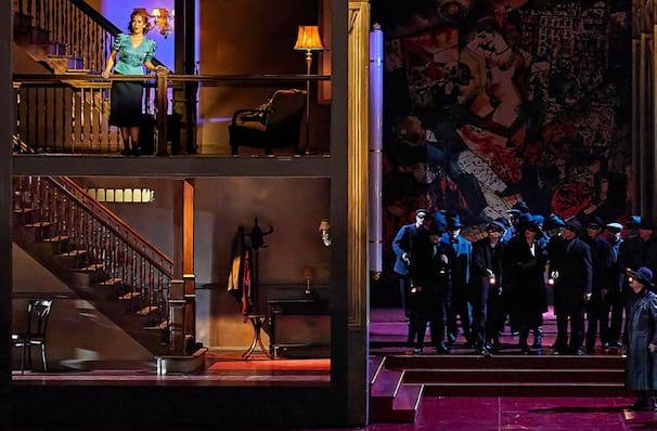 Metropolitan Opera Rigoletto, Metropolitan Opera House, New York
