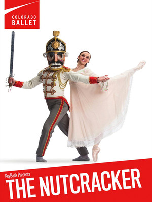 Colorado Ballet The Nutcracker, Ellie Caulkins Opera House, Denver
