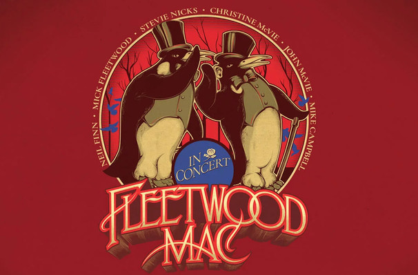 Fleetwood Mac, Spectrum Center, Charlotte
