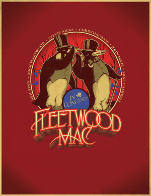Fleetwood Mac, Moda Center, Portland
