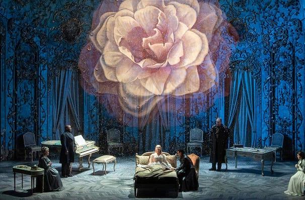 Metropolitan Opera La Traviata, Metropolitan Opera House, New York
