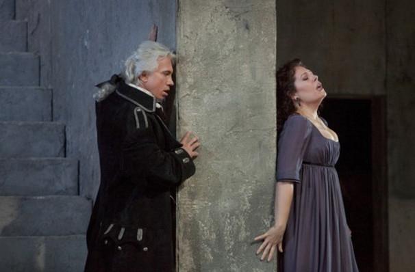Metropolitan Opera Il Trovatore, Metropolitan Opera House, New York