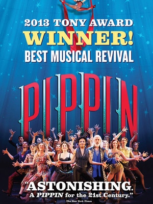 Pippin at Music Box Theater