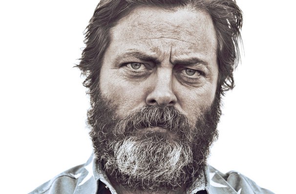 Nick Offerman, Stephens Auditorium, Ames