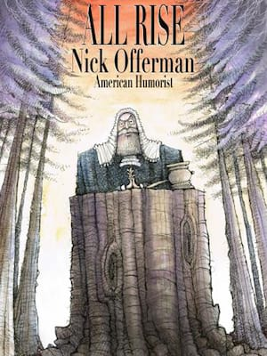 Nick Offerman at Beacon Theater